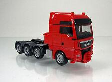 Herpa 304375-002 MAN TGX XXL 640 euro 6 schwerlastzugmaschine-rojo