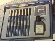 Staedtler Mars Marsmatic 700-S-7 Technical Pen Set (7 Pens and a Bottle of Ink)