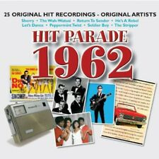 Various Artists - Hit Parade 1962 [New CD]