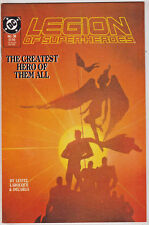 LEGION OF SUPER-HEROES#38 VF/NM 1987 DC COMICS