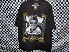 Dale Earnhardt Sr. Hall of Fame 2XL & 3XL T- Shirt