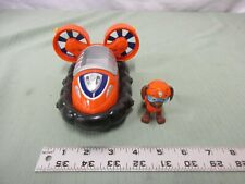 Paw Patrol Zuma and Sea Patrol Boat Vehicle Safety Protect Orange water rescue
