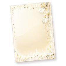 Märchen Weihnachtsbriefpapier 50 Blatt edel Briefpapier Weihnachten