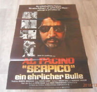 A1 Filmplakat   AL PACINO   SERPICO  EIN EHRLICHER BULLE , JACK KEHOE