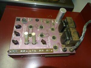 Rock-Ola Model 36320-A Stereo Tube Amplifier, 6973 Quad Output