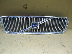 VOLVO S80 VOLVO S 80 99-06 1999-2006 GRILLE WITH EMBLEM OE