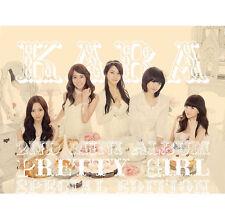 K-Pop KARA PRETTY GIRL SPECIAL EDITION (KARAM02S)