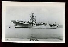 Royal Navy H.M.A.S. SYDNEY Real Photo Plain Back