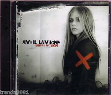 AVRIL LAVIGINEUnder Skin CD Classic Great TAKE ME AWAY FORGOTTEN NOBODYS HOME