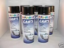 Dupli Color Car´s Lack schwarz glänzend 6 Spraydosen á 400 ml Cars 385865