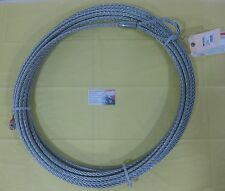 Warn 61950 Wire Rope Cable Replacement 7/16 90' M15000 16.5i Winch