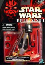 STAR WARS Underwater Accessory Set Hasbro 1998