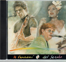 CD=LE CANZONI DEL SECOLO CD Elton John DOMENICO MODUGNO Mina CHIC Miriam Makeba