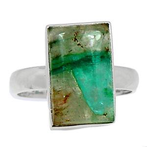 Rare Quantum Quattro - USA 925 Sterling Silver Ring Jewelry s.7.5 BR97261