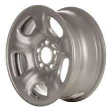 """16"""" Reconditioned Steel Wheel for 2002 - 2007 Jeep Liberty Silver"""