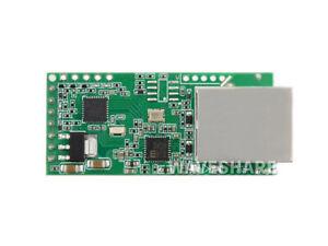 High-speed UART TTL to Ethernet Module Converter with M0 32-bit ARM Processor