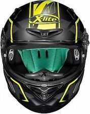 Caschi giallo X-Lite moto per la guida di veicoli