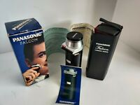 RARE VINTAGE RETRO - PANASONIC FALCON  CORDLESS SHAVER TRIMMER (JAPAN) ES-58