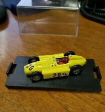 1/43 Brumm Italy Oro Gold Series  LANCIA Ferrari R128   HP 270  D50 1956 #20 NEW