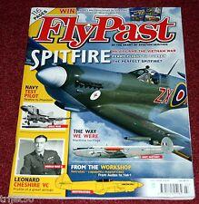 Flypast 2008 July Spitfire Martin 404,Fleet Air Arm,RAF
