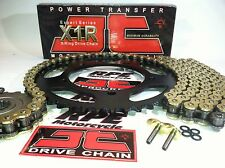 2006-10 Suzuki GSXR600 JT Gold 520 Quick Acceleration Chain and Sprocket Kit