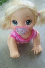 1 PACIFIER TO FIT BABY ALIVE BABY GO BYE BYE DOLL YOU CHOOSE PINK OR PURPLE