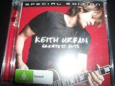 Keith Urban The Greatest Hits Special CD DVD Edition (Australia) – New