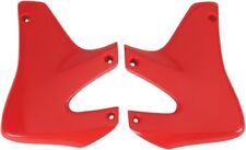 UFO Plastics Replacement Plastic Radiator Cover Red (HO03676069) 11-7129