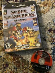 Super Smash Bros. Melee Nintendo GameCube mario brothers pokemon pikachu meelee