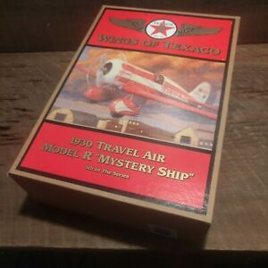 Wings Of Texaco Model R Mystery Ship - New In Box