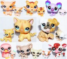🐾LPS Littlest Pet Shop Mommy Baby Collection with Cat #886 3587 3593 RARE HTF🐾