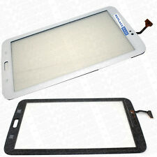 "For Samsung Galaxy Tab 3 7"" T210 Touch Screen Glass Panel Digitizer White OEM"