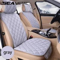 Warm Plush Car Seat Covers Breathable Universal Plush Chair Cushions Mat Pad Set