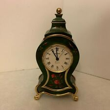 Staiger - Small Mantle Clock - Quartz - 9 Inches Tall