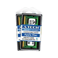 8GB Kit 2x 4GB PC3-12800 1600 MHz Memory RAM for APPLE MacBook Pro iMac Mac mini