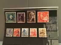 Netherlands Indies used   stamps R22608