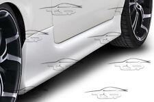 SIDE SKIRTS FOR FIAT 500 from 2007 SS362 SPOILER NEW BODY KIT