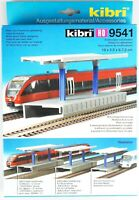 KIBRI Spur H0 9543 Bahnsteigverlängerung, passend zu 9547, Bausatz, OVP, top!