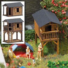 Busch 1486 Spielhäuser Bausatz, Spur H0