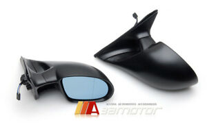 Electric Heating M3 Style Side Mirrors 2PCS Set fits BMW E36 3-Series Sedan RHD