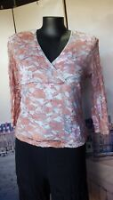 Crossroads ladies top #6785 Size 18 career casual holiday evening