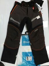 HUSQVARNA TECHNICAL PROTECTIVE CHAINSAW TROUSERS 20C