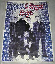 "Backstreet Boys Rare Original Official Huge Poster 33""X24"" 1996"