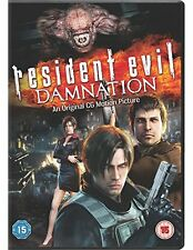 Resident Evil Damnation (DVD  UV Copy) [DVD]