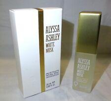 WHITE MUSK BY ALYSSA ASHLEY EAU DE TOILETTE SPRAY 25 ML.