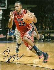 Jarvis Summers Hand Signed Mississippi Ole Miss Rebels 8X10 Photo W/Coa