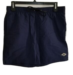 PacSun Swim Trunks Navy Blue Large New With Tags