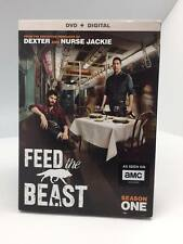 Feed the Beast: Season 1 (DVD + Digital) Brand new/Sealed