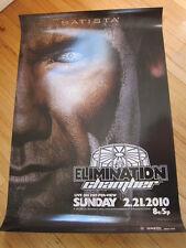BATISTA Elimination chamber poster WWE Wrestling 2010 27x39