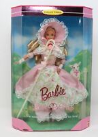 Vintage Barbie As Little Bo Peep Doll 1995 NRFB #14960 Mattel Collector Edition
